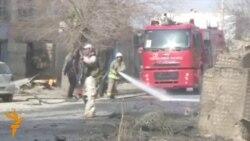 10.02.2015 Самоубиствени напади во Авганистан, протест во Пакистан