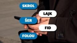 Jezik i društvene mreže: Skrolovanje na srpskom