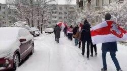 Belarusz: 22 hete tüntetnek Lukasenka ellen