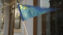У Санкт-Петербурзі відбувається безстрокова акція на підтримку кримських татар (відео)