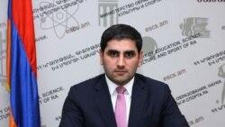 Հրաժարականի դիմում է ներկայացրել ԿԳՄՍ փոխնախարար Թամրազյանը