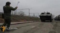 Россия Украина билан чегарада ҳарбий ўқув машқларини ўтказа бошлади