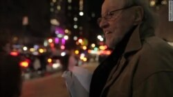 Пикеты против Валерия Гергиева в Нью-Йорке