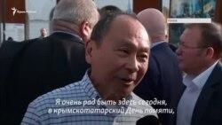 Мир должен помнить о том, что случилось с крымскими татарами – Фрэнсис Фукуяма (видео)