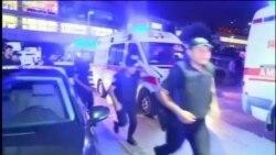 Взрывы в стамбульском аэропорту