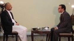 حنیف اتمر: پاکستان رانه غوښتي چې طالبانو سره خبرې پيل کړو