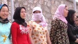 Behind The Bars Of Kabul's Prison For Women