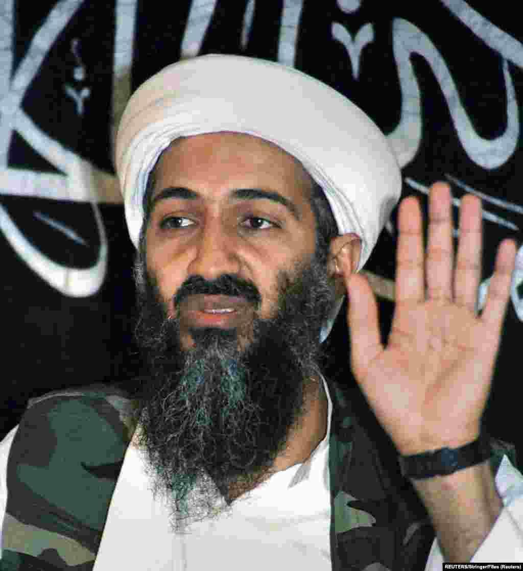 Miután a DNS- teszt megerősítette az al-Kaida vezető személyazonosságát, iszlám szokás szerint 24 órán belül eltemették az amerikai erők.