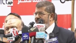 Islamist Candidate Declares Victory In Egypt