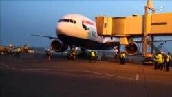 اولین پرواز مستقیم بریتیش ایرویز پس از سال ها به تهران