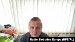 Кирчо Иванов - сопственик на текстилна фабрика во Македонска Каменица.