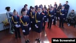 В неподконтрольном Киеву Антраците при поддержке партии «Единая Россия» откроют кадетский корпус для мальчиков и девочек