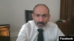 Никол Пашинян, 21 октября 2020 года