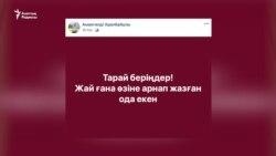 """""""Назарбаевтың үндеуінде """"мен"""" деген сөз көп"""""""