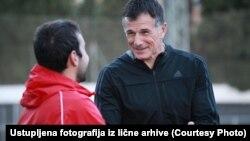 Aleksandar Đurić je 1992. veslao je pod zastavom BiH na Olimpijadi u Barseloni (na fotografiji Đurić na Olimpijadi)