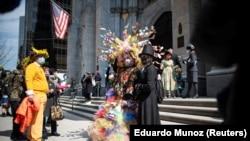 ABŞ-da Pasxa festivalı, 4 aprel, 2021-ci il