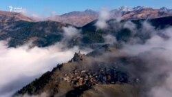 A grúz Tuseti út titkai és veszélyei