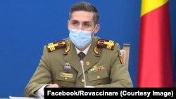 Valeriu Gheorghiță este coordonatorul campaniei de vaccinare din România.