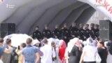 Чечня. День российского флага