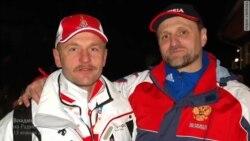 Русский с латышским - дружба навек. Козлов и Кипурс