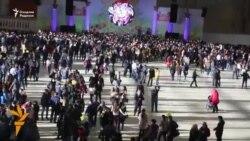 OZOD-VIDEO: Москвада Наврўз байрами қутланди