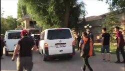 Киргизстан: Атамбаєв здався правоохоронцям – відео
