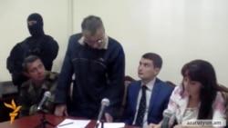 Обвиняемые в диверсии азербайджанцы предстали перед судом в Карабахе