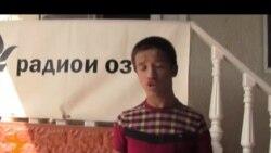 Шодӣ Қурбонов донишҷӯи Донишкадаи санъат шуд