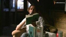 Андрій Любка презентував у Празі новий роман «Карбід»