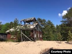Лагерь Мудьюг. Архангельская область