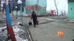 В Ростовскую область прибывает все больше беженцев с Украины