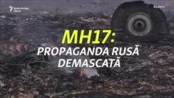 Propagandă și adevăr despre doborârea zborului MH17