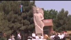 28 may M.Ə.Rəsulzadənin abidəsi qarşısında (Canlı yayımın təkrarı)