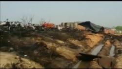 Zapaljena cisterna odnela više od 120 života