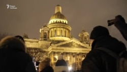 Патриарх Кирилл: Исаакий - символ примирения