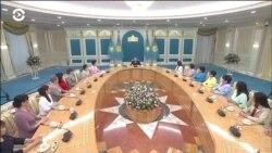 Азия: шутки Назарбаева и рассказ оппозиционера