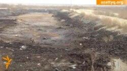Оралдағы өнеркәсіп қалдықтары полигоны