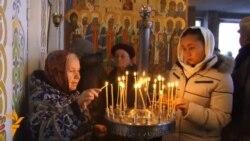 Бишкектеги Рождество майрамы
