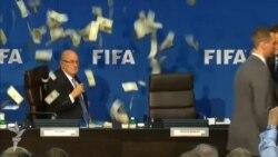 """Blatterə """"Şabaş"""" atdılar"""