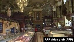 Tužan kraj moskovske prodavnice iz carske ere