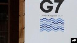 состаноци на Г7 во Лондон