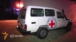 В Донецке погиб сотрудник Международного комитета Красного Креста