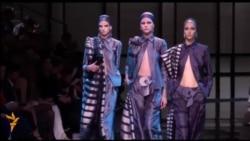Armaniniň täze moda sergisi görkezildi