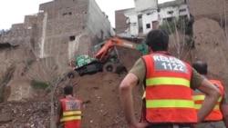 Heavy Rain Causes Fatal Mudslides In Pakistan