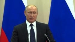"""Путин о позиции США по """"Северному потоку-2"""""""