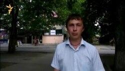 Максим Васильев - руководитель группы добровольцев