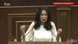 'Ermənistan təhlükədədir, birləşmək lazımdır' - Parlamentdə çıxışlar
