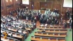 Ponovo suzavac u Skupštini Kosova