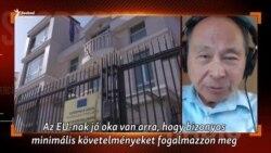 Francis Fukuyama a normakövetésről és az EU státuszáról