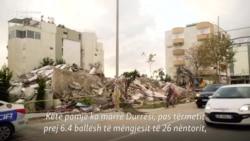 Tërmeti që gjunjëzoi Durrësin